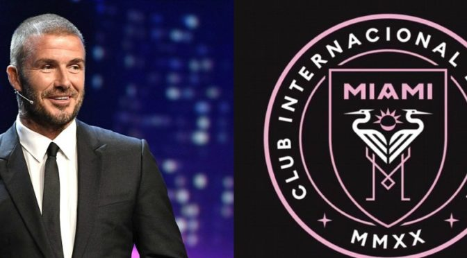 데이빗 베컴 의 Inter Miami CF